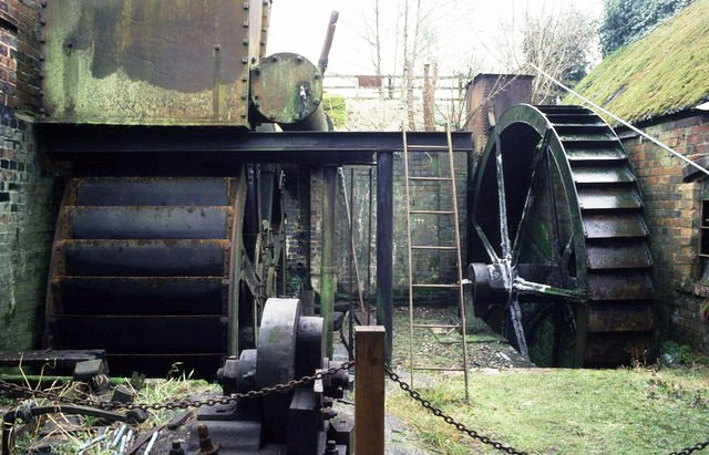 Churchill Forge Water Mill