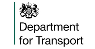 Department for Transport DfT logo