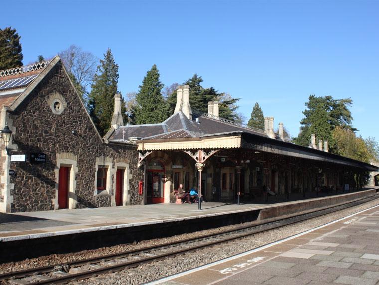 Great-Malvern-Station-by-Geof-Sheppard