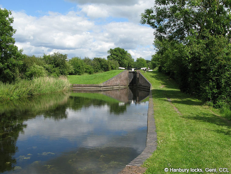 Hanbury locks