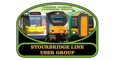 Promotes the interests of rail users along the line through Stourbridge Junction (in Worcestershire: Hartlebury to Hagley).