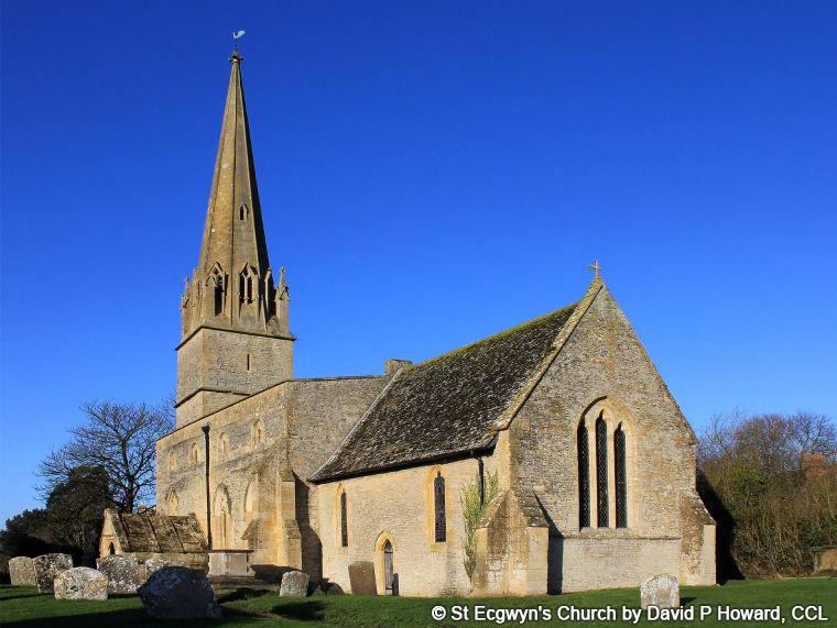 St Ecgwyn's Church, Honeybourne