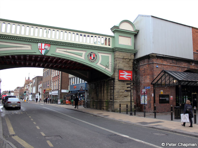 Worcester-Foregate-Street-Peter-Chapman