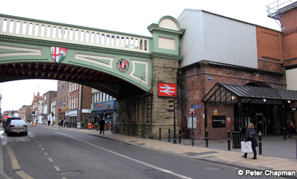 Worcester-Foregate-Street-by-Peter-Chapman