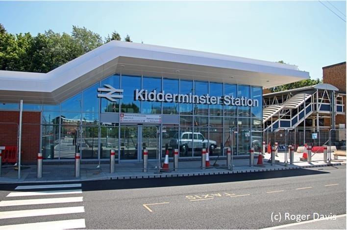 Kidderminster new station