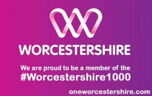 worcestershire 1000 logo