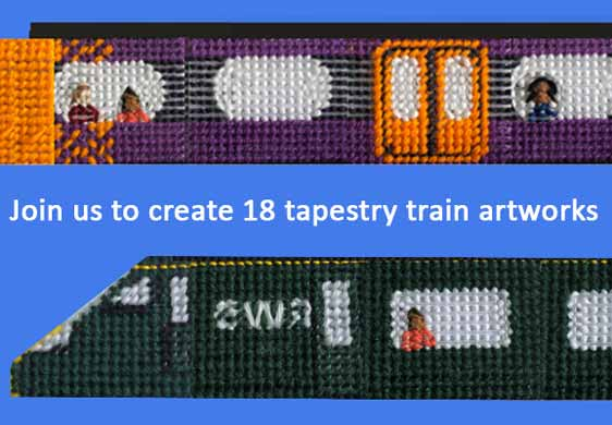 Stitch Train Join Us
