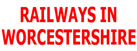 This site about the Railways of Worcestershire is the work of the Malvern Industrial Archaeology Circle (MIAC). It was formed by members of the Worcester Locomotive Society.
