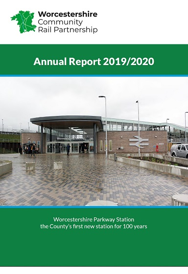 WCRP Annual Report front cover