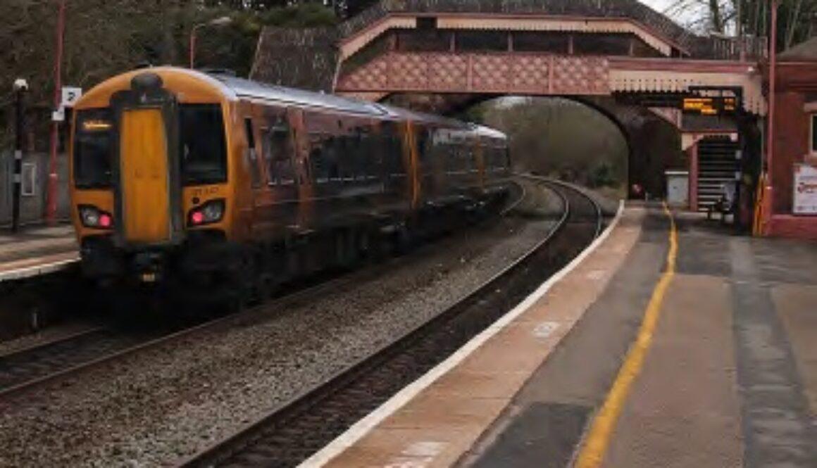 Hagley Station