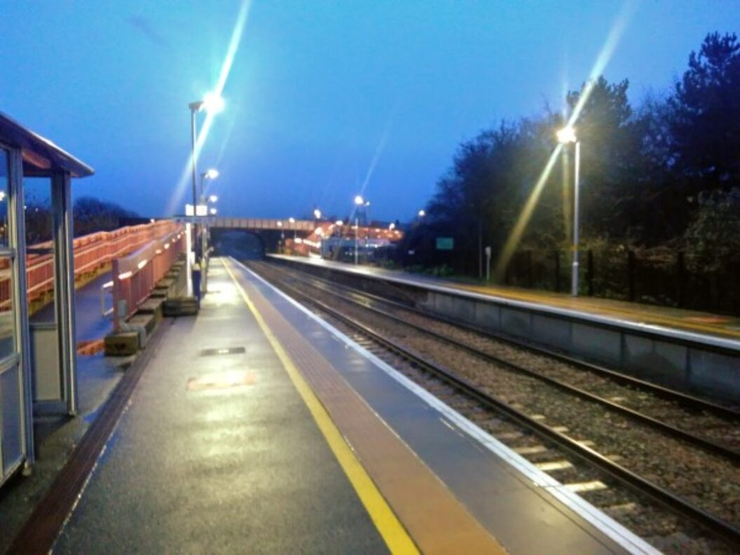 Honeybourne station