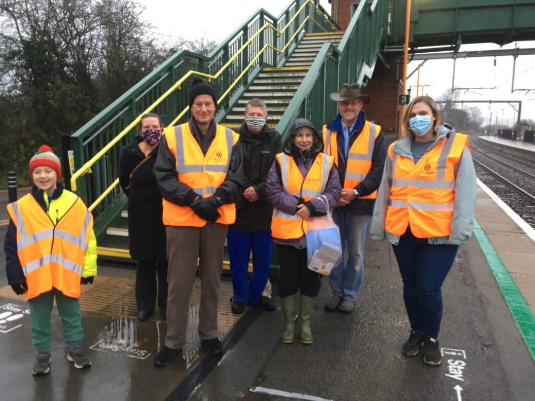 Alvechurch Station Adoption Group