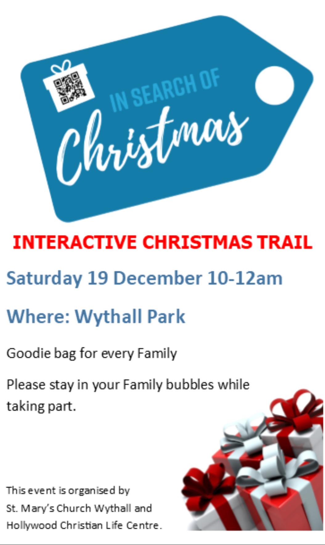 Wythall Christmas Trail 2020