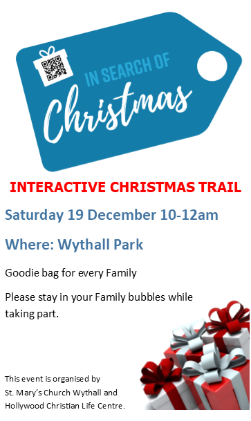 Wythall Christmas Trail