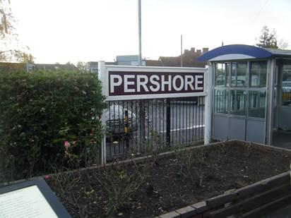 Pershore running in board